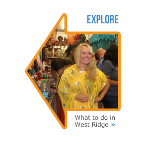 Explore West Ridge